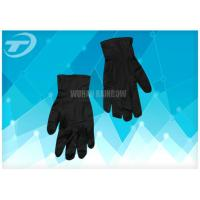 Customized Size Vinyl Exam Gloves / Anti Static Sterile Latex Gloves Manufactures