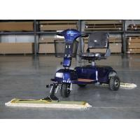 Dycon Patent Product Electrical Car Floor Cleaning Machine For Dry Manufactures