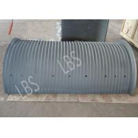 Quality Split Type LBS Grooved Sleeves with Different Material / Carbon Steel and Stainless Steel for sale