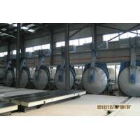 Chemical Industrial Concrete AAC Autoclave Pressure Vessel With Saturated Steam Manufactures