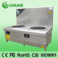 Catering Equipment Induction Soup Cooker For Vegetable Soup / Chicken Soup