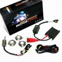 HID Conversion Kit/Motorcycle Kit with 35W Output Power, Available in Various Color Temperatures Manufactures