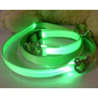 China Led Pet Collars And Leashes on sale