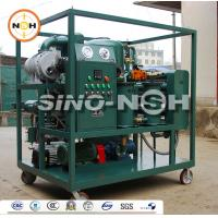 China Vacuum Drying of Transformer Oils, Used Transformer Oil Purification Machine, Transformer Oil Filtering Plant on sale