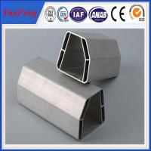 New! Large wholesale Industrial aluminium alloy profile, china aluminum extruder Manufactures