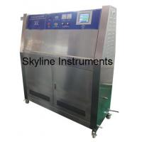 Programmable Environmental Test Chamber UV Accelerated Weathering Tester Manufactures