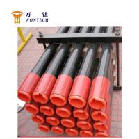 High Performance DTH Drill Pipe / High Grade Steel Drill Pipe Acid Resistance Manufactures