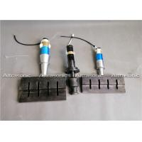 20K Ultrasonic Sealing Machine For Films And Paper Continuous Bonding Manufactures