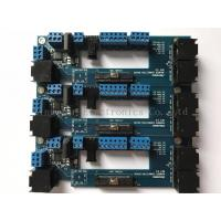 Prototype pcb assembly  Public buses passenger information system control boards Manufactures