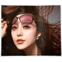 China The High Quality Microfiber Eyeglass Cleaning Cloth on sale