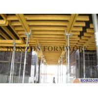 Slab Table Formwork Systems, 2.5m x 5m Flexible Used For Slab Concrete Work Manufactures