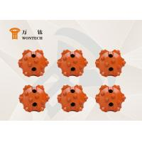 Precision Hardened DTH Hammers And Bits , Air Drill Tools Customized Color Manufactures