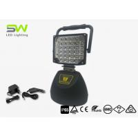 China SMD Rechargeable Handheld Led Work Light Cordless Tripod Site Light Magnetic Stand on sale