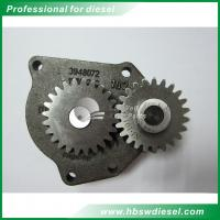 China Cast Iron Diesel Engine Oil Pump / 6.0 Powerstroke Oil Pump 3948072 ISO9001 on sale