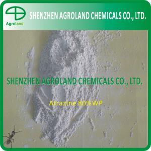 Quality 1912-24-9 Herbicides Atrazine 97%TC 90%WDG 80%WDG 80%WP 50%WP 50%SC for sale
