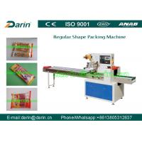Biscuit / Bakery / Instant Noodle Pillow Packing Machine / equipment Manufactures