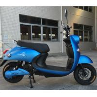 China 45km/h Electric Moped Scooter For Adults, Electric Scooter No Licence Required on sale