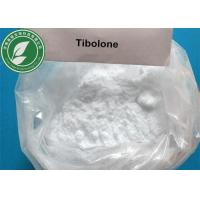 Buy cheap White Raw Steroid Powder Tibolone Livial For Health Enhancement CAS 5630-53-5 from wholesalers