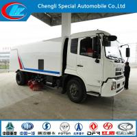4*2 Dongfeng 6m3 Road Sweeper for Sale Manufactures