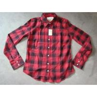 20K pcs Abercrombie & Fitch plaid pattern girl