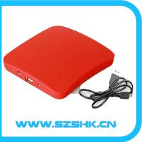 Quality high capacity of portable solar mobile charger for sale