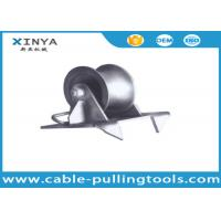 Manhole Guide Roller for Protecting Cable With Aluminum Wheel Manufactures