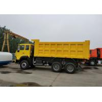 SINOTRUK HOWO 8x4 Dump Truck , 50 Ton Dump Truck With12.00r20  Tyres Manufactures