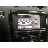 360 Degree Around Bird View Car Reverse Camera System , Around View Monitoring System Manufactures