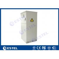 China 16U Double Wall and Floor Mounted Cabinet, 19 Inch Rack Cabinet Anti-Rust Anti-Water Anti-thief on sale