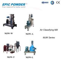 Professional Air Classifier Mill For Herb Kaolin With German Technology Manufactures