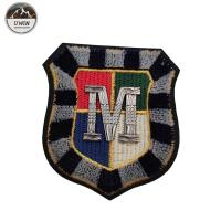 Luxurious Custom Brand Patches , Professional Design Custom Shoe Patches Manufactures