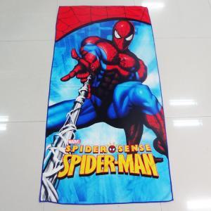 China Custom Print Cheap Price Sublimation Microfiber Beach Towel/Microfiber Bath Towel on sale