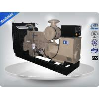 China Electronic Speed Governor 50Hz Open Cummins diesel Generator Set easily operate on sale