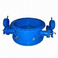 Butterfly Swing Check Valve with Double Balance Weight and Cylinder Manufactures