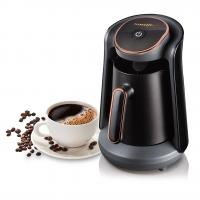 China 800W Black Automatic Coffee Maker Machine , AC 220V Cordless Electric Coffee Kettle on sale