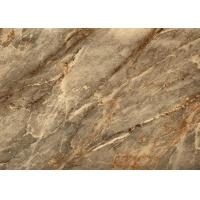 China Marble Effect PVC Flooring Color Film Made By PVC Resin Water Proof Custom Made on sale