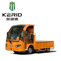 2 Ton  Loading Capacity 7.5KW Powerful MotorLeft Hand Drive Electric Mini Truck Manufactures