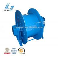China Industrial Spring Cable Pulling Reel Device on sale