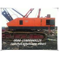 CE Passed Hitachi Used Cranes Kh300 80 Ton Rated Loading Capacity for sale