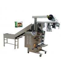 China Plastic Bag Fruit And Vegetable Packing Machine PLC Controller Founded on sale
