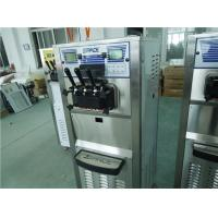 Quality SPACE Commercial Soft Ice Cream Machine With 3 Flavors CE ETL Approved for sale