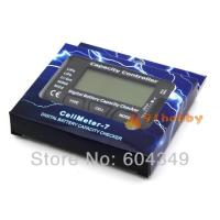 Radio Control Parts CellMeter-7 Digital Battery Capacity Checker LiPo LiFe Li-ion NiMH Nicd Manufactures