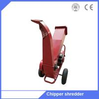 No Complaints Gasoline Mobile 6 Inch Pto Wood Chipper shredder machine Manufactures