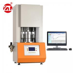 200T Oscillating Disk Rubber Vulcameter , Lab MDR Moving Die Rheometer For Rubber Plastic Manufactures