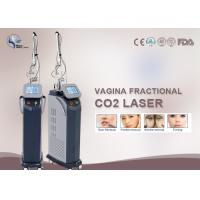 High Quality 40W RF Metal Tube CO2 Fractional Laser Machine With 3 Operation Modes Manufactures