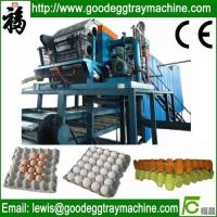 waste paper pulp egg tray/box making machinery(FC-ZMG4-32) Manufactures