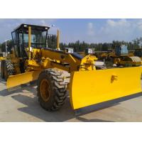 Shantui 215hp motor grader SG21-3 road machinery for sale Manufactures