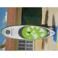 Attractive Inflatable SUP Board With Bungee / D - Ring 11 Feet Long 6 Inch Thickness Manufactures