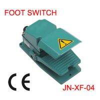 China JN-XF-04 AC 220V 380V 10A Metal foot switch pedal switch on sale