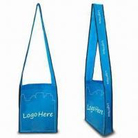 Nonwoven Shoulder Bag, Green Product, with Degradable Features Manufactures